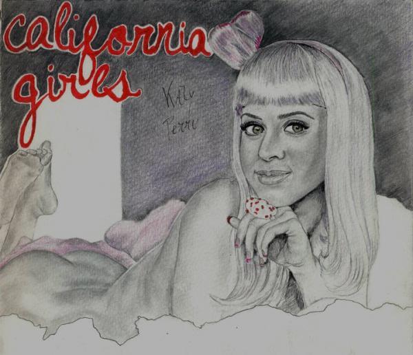 Katy Perry por Laulau